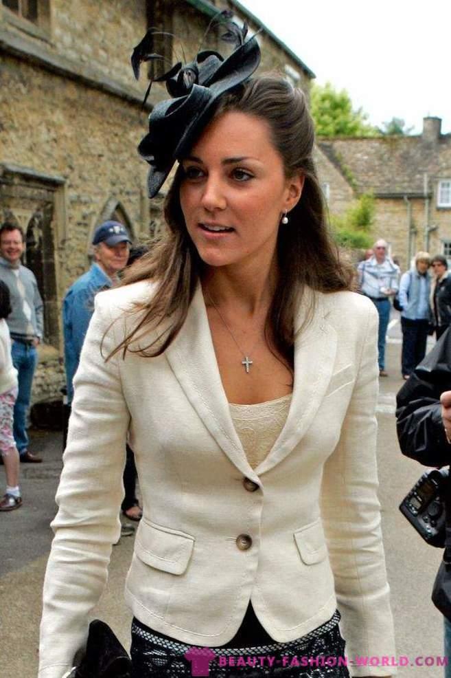 mikor kezdte William herceg Kate-t randevúzni