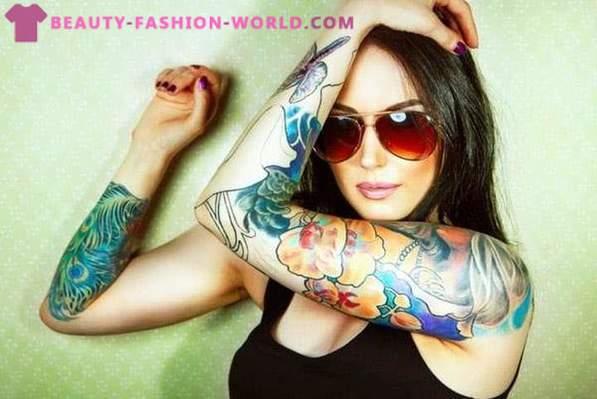 Tetoválás intim Intim Piercing,